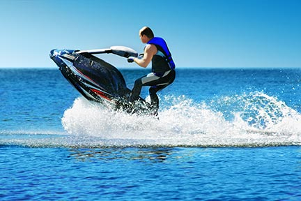 Many people like to do tricks on jet skis, however, these tricks often lead to injuries and boating accidents. Call a Little Rock boat accident attorney today to discuss your options.